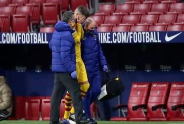 El FC Barcelona y las lesiones: el nuevo detonante en la plantilla