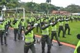 500 nuevos auxiliares de Policía buscan reforzar la seguridad en Cali