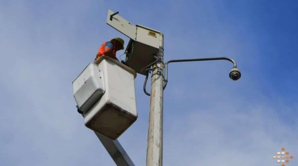 El 70 % de las cámaras de seguridad de Cali no están funcionando