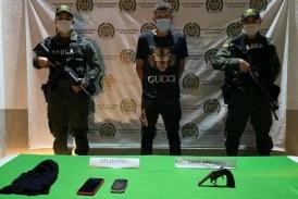 Capturado presunto responsable de secuestro extorsivo en Ansermanuevo