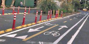 En diciembre estaría lista la ciclovía de la calle octava