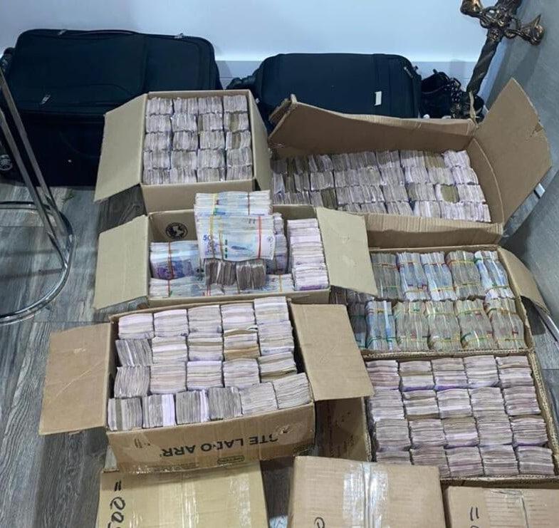 Cae presunta banda de tráfico de cocaína y lavado de activos