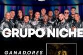 Grupo Niche ganador en los Latin Grammy