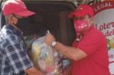 Loteros del Valle del Cauca recibieron ayudas humanitarias