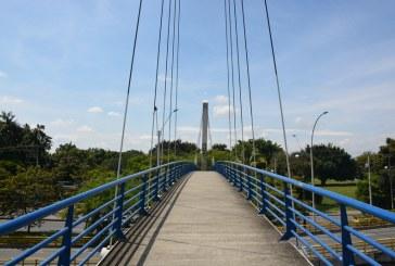 6 puentes peatonales en las Megaobras, aún sin construir