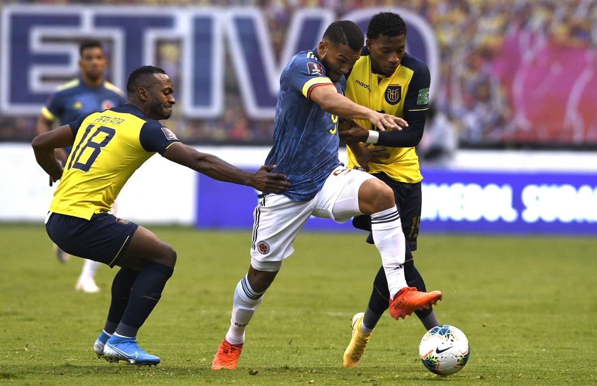 Penosa derrota de la Selección Colombia en Ecuador