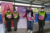 'Tu Piropo es Acoso' campaña contra la violencia de género en el transporte público