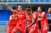 Victoria de las 'Diablas Rojas' en la tercera fecha de la Liga Femenina