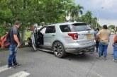 Investigan causas de aparatoso accidente registrado este miércoles en El Ingenio