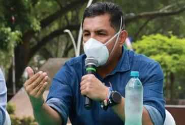 """""""Que el viajero sea bioseguro y no venga con infección"""": Ospina"""