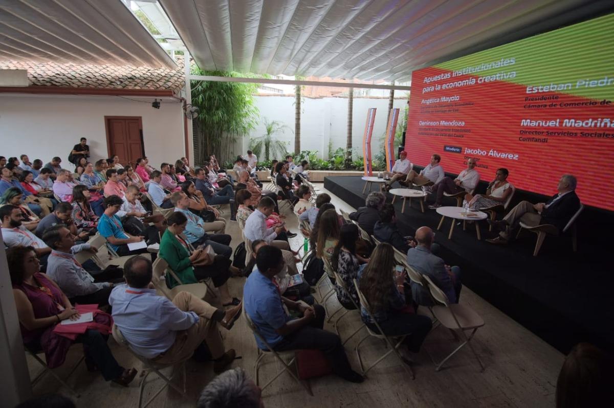 ¡Vuelve el MEC 2020! festival de la industria cultural y creativa del departamento