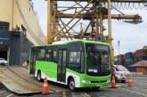 Nueva flota eléctrica de Metro Cali llega al Valle del Cauca