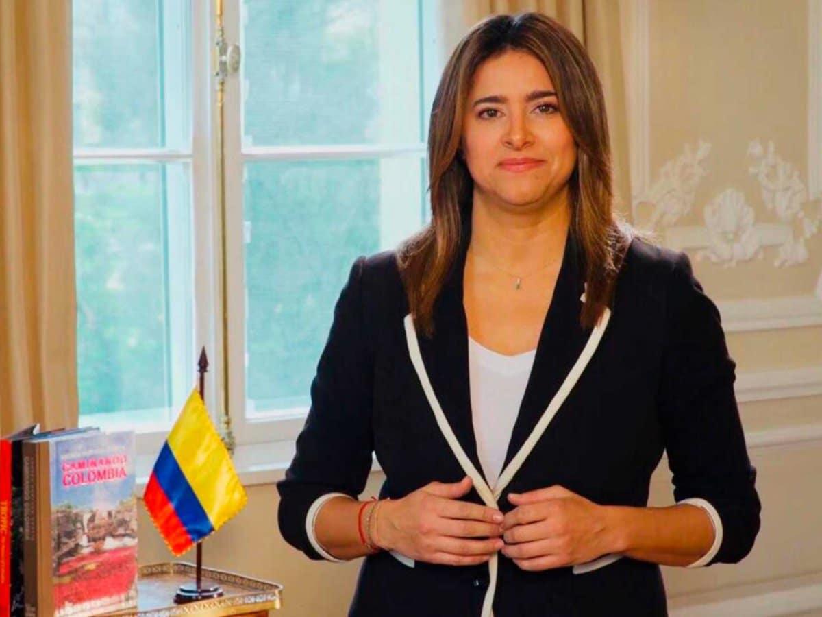 Primera dama, María Juliana Ruiz, dio positivo para Coronavirus