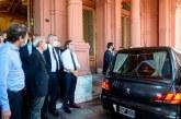 Restos de Maradona recibieron sepultura en el cementerio de Bella Vista