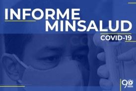 Colombia registró 21.078 nuevos contagios de Covid-19