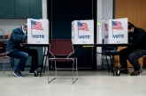 El voto por anticipado alcanza récord y supera los 100 millones en EE.UU.