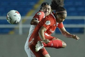 América cayó en el partido final de la Liga Femenina ante Santa Fe