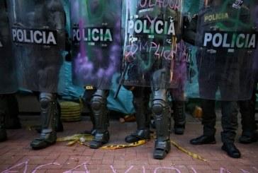 Presunto abuso policial con una menor en la Noche de Velitas, en Popayán