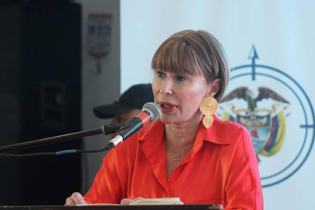Alicia Arango deja el Mininterior y es nombrada embajadora en la ONU