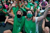 Argentina legalizó el aborto voluntario hasta la semana 14 de embarazo