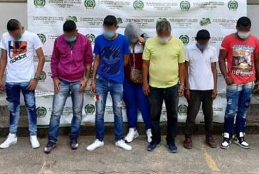 Cae banda delincuencial que utilizaba a menores para traficar estupefacientes en Palmira