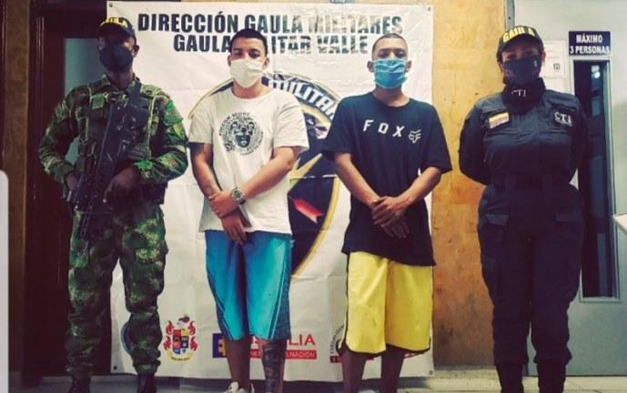 Cayeron dos extorsionistas que tenían intimidado a comerciante con asesinarlo