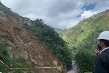 Cierran dos meses más el Túnel de la Línea a causa de un derrumbe