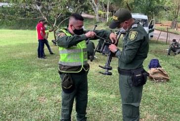 Cuatro drones rondan en el Valle para fortalecer la seguridad