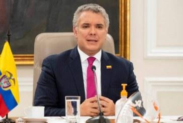 """""""Programa de vacunación contra el Covid inicia en enero 2021"""": Duque"""