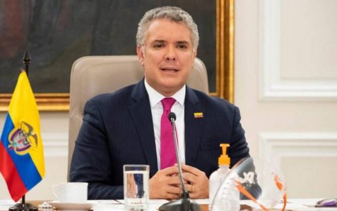 Para puente de Reyes, presidente Duque reitera evitar aglomeraciones