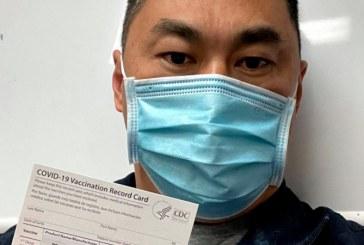 Enfermero de California contrajo covid días después de ser vacunado