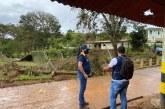 Los cinco municipios más afectados por fuertes lluvias en el Valle