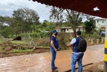 Autoridades declaran alerta amarilla en el Valle por temporada de lluvias