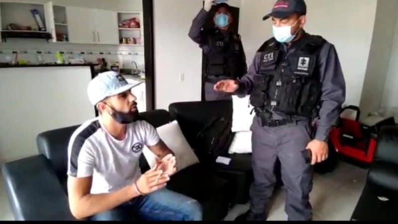 Holandés es judicializado por hacer parte de una red de narcotráfico
