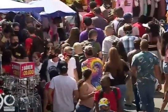 Cerca de 10.000 personas se movilizan diariamente en el centro de Cali