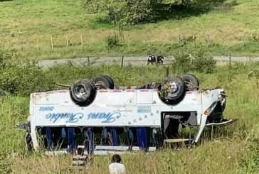 5 personas fallecidas en accidente de tránsito en Rosas Cauca