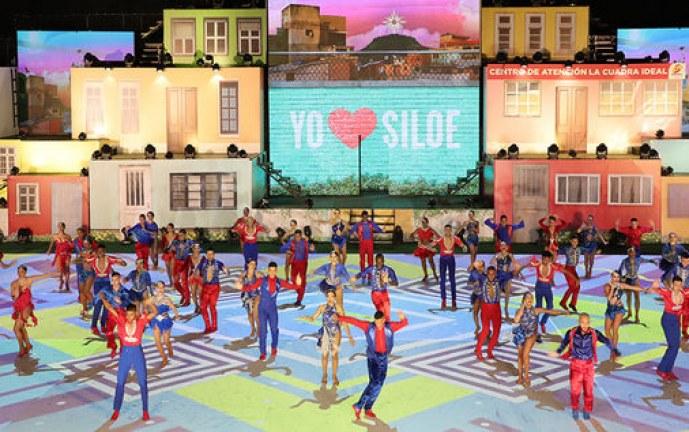 Así fue el Salsódromo, evento inaugural de la Feria de Cali