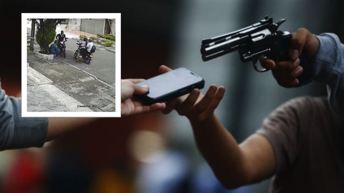 Autoridades de Cali anunciaron plan para combatir atracos en moto