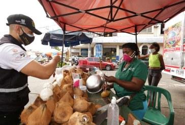 Denuncian incumplimiento de protocolos de bioseguridad en Alameda