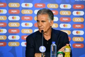 ¡Se va Queiroz! el director técnico no continuará en la Selección Colombia