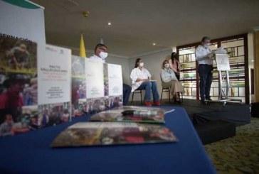 Gobernación del Valle y víctimas del conflicto armado firman pacto