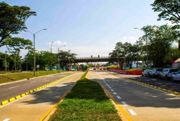 Puentes de la Carrera 100 con Calle 25 fueron habilitados tras dos años de construcción