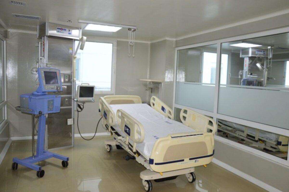 La ocupación de camas UCI para personas con Covid-19 va en 68,2%