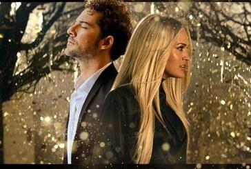 'Tears of Gold': nuevo single de los artistas David Bisbal y Carrie Underwood