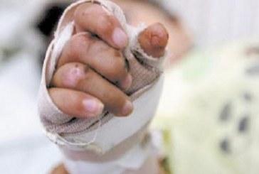 Una niña de 5 años murió por intoxicación con pólvora