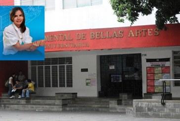 Nueva rectora de Bellas Artes aspira a poner en alto en educación, arte y cultura