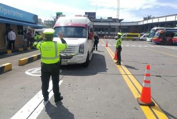 Plan de seguridad para más 800 mil viajeros que se movilizarán por Terminal de Cali en fin de año