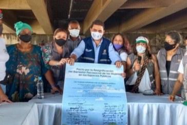 Planeación firmó pacto por la seguridad de las mujeres en espacios públicos