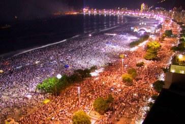 Río de Janeiro bloqueará acceso a todas sus playas en la última noche de 2020
