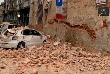 Sismo de magnitud 6,3 sacude Croacia y deja al menos una menor muerta